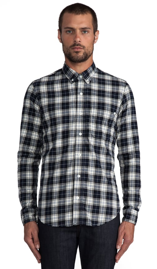 The William Button Down