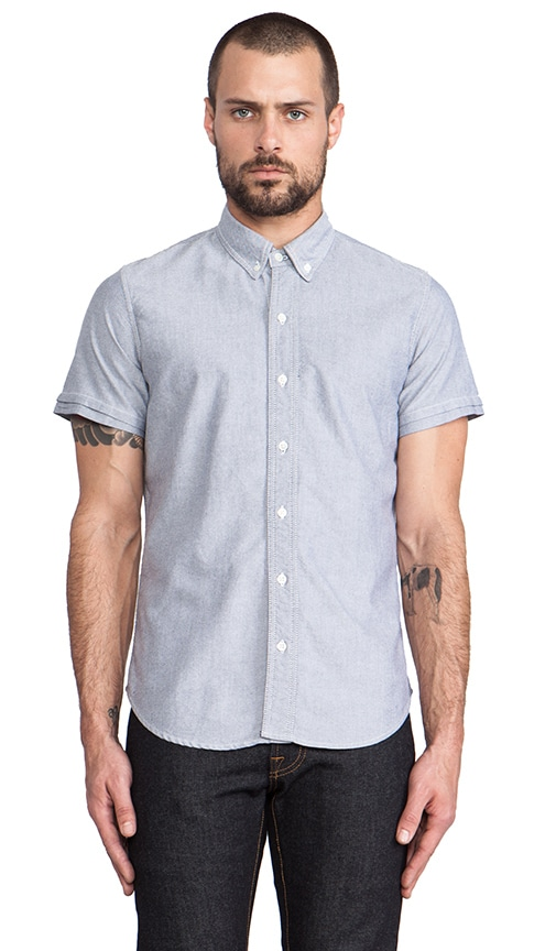 The Paul Button Down