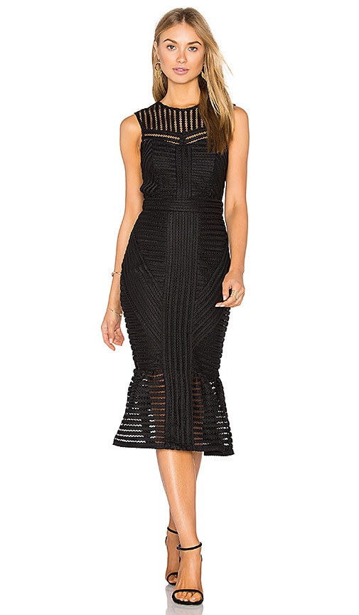 Bardot Jessa Dress in Black