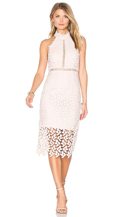 Bardot Gemma Dress in Blush