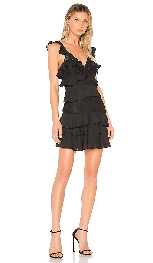 Bardot Babylon Dress in Black | REVOLVE