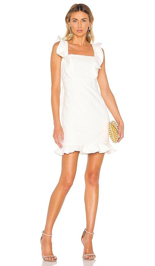 Ashley Frill Dress