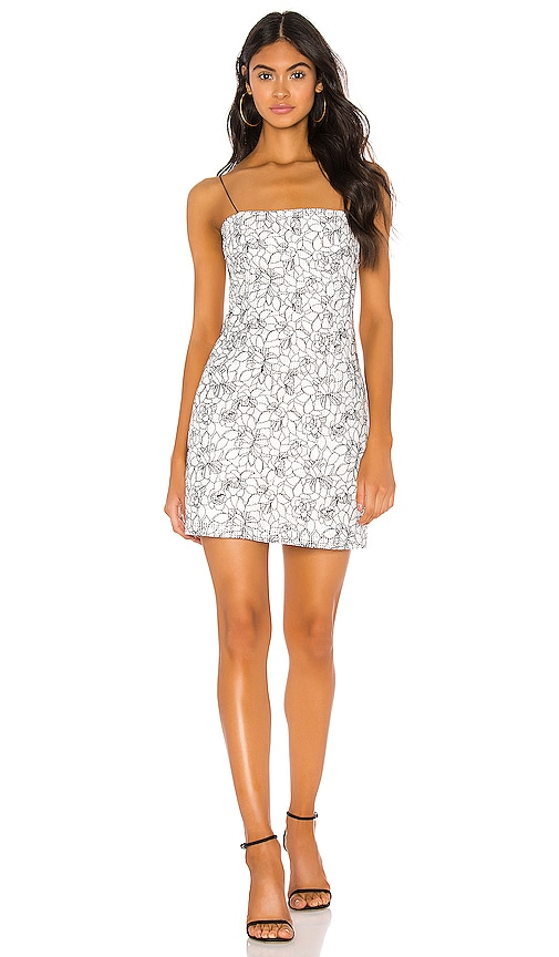 Angie Jacquard Dress