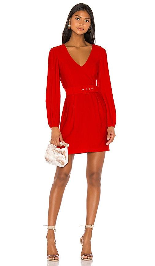 Power Sleeve Dress