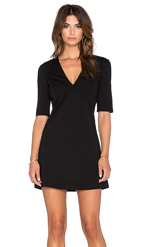 Bardot Zouisa A-Line Dress in Black