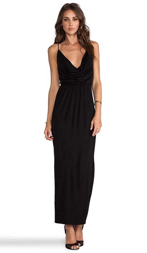Cowl Maxi Dress