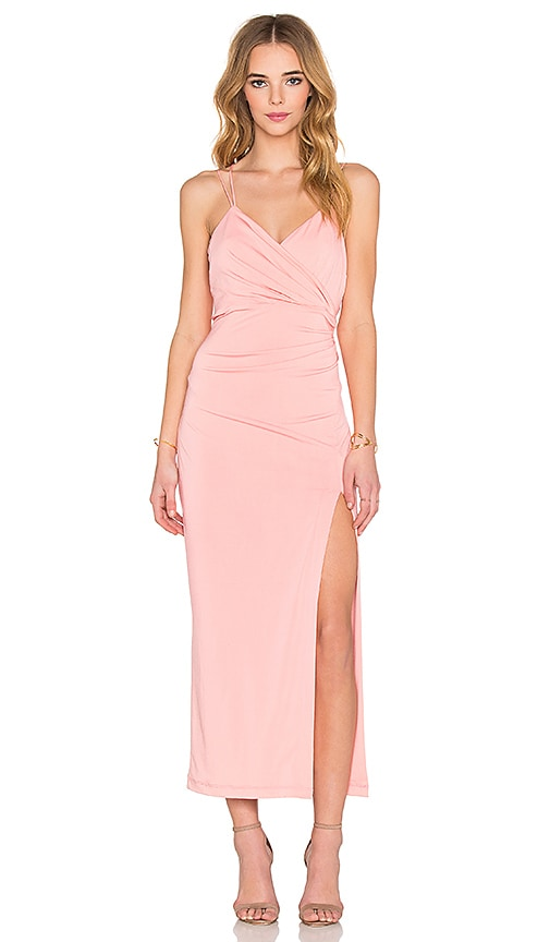 Bardot Nadia Maxi Dress in Pink