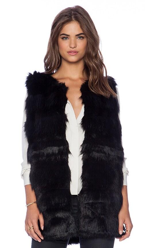 Naomi Fur Vest
