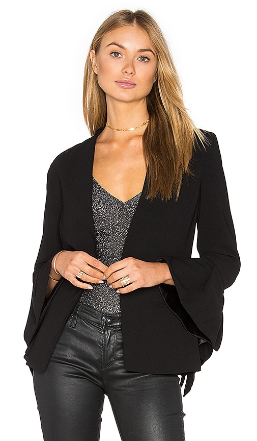 Bardot Bambi Blazer in Black