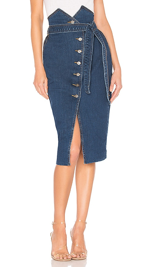 Kyla Denim Skirt