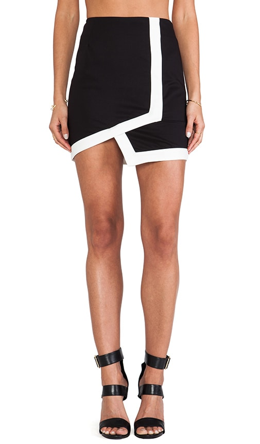 Nitro Asymmetrical Skirt