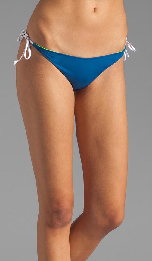Raglan Reversible Bikini Bottom