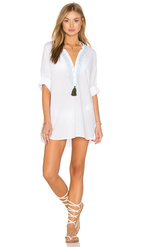 Basta Surf Mykomos Tunic in White