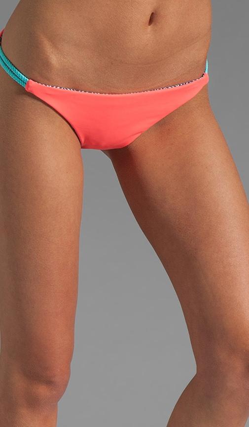 Reversible Palmas Braided Side Tie Bottom