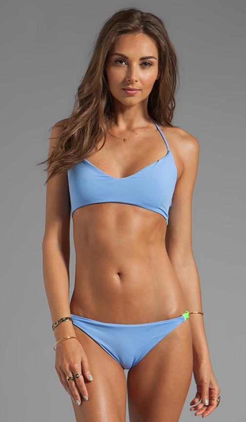 Zunzal Reversible Bungee Bikini Top