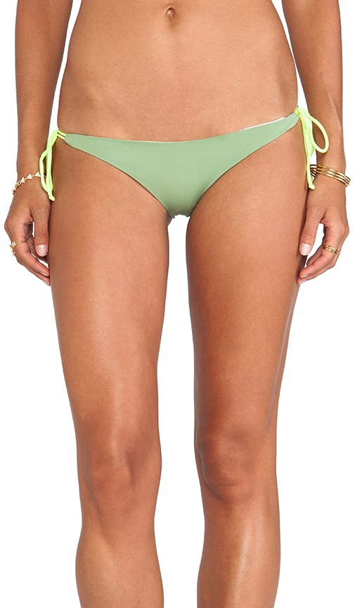 Kikitas Reversible Ruched Bottom