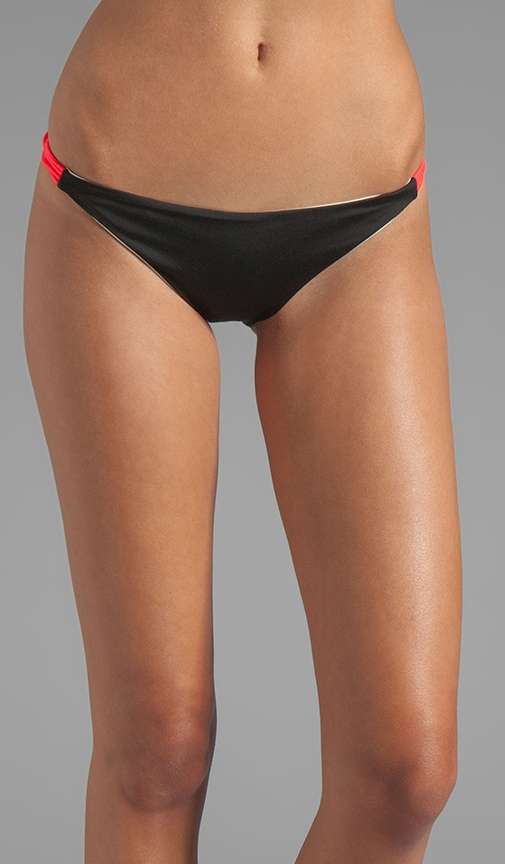 Zunzal Reversible Bungee Bikini Bottom