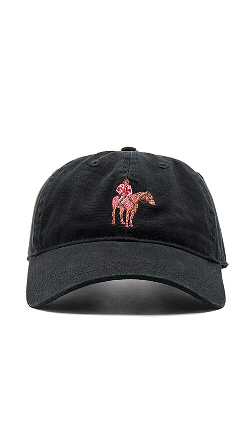 Billionaire Boys Club Pointer Snapback in Black