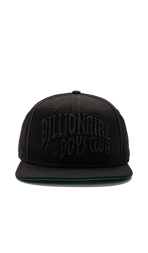 Billionaire Boys Club BB Arch Snapback in Black