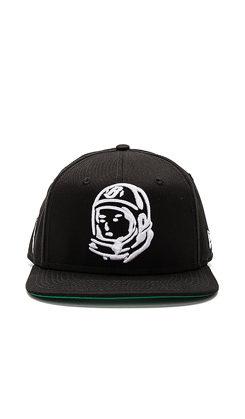 Billionaire Boys Club BB Helmet Snapback in Black