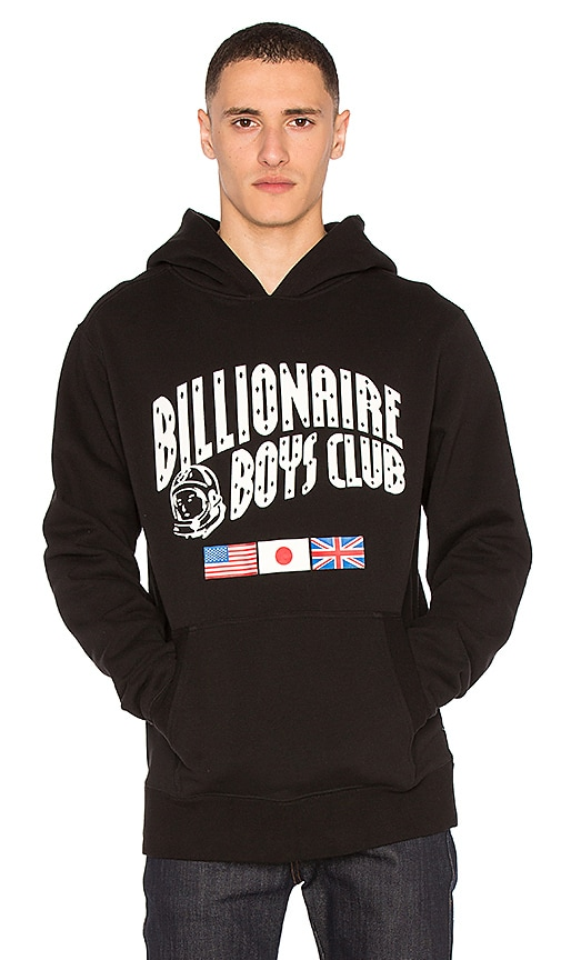 Billionaire Boys Club BB T.N.L. Hoody in Black