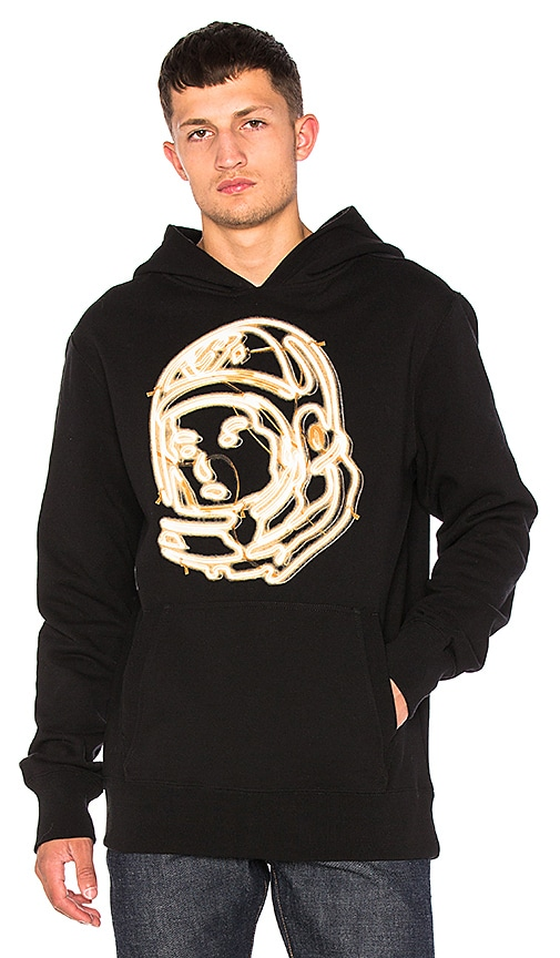 Billionaire Boys Club BB Helmet Hoody in Black