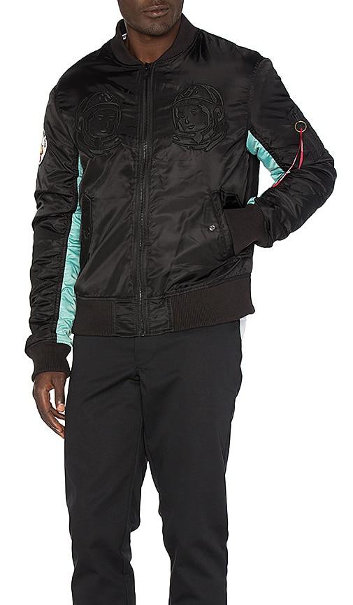 Billionaire Boys Club MA 1 Jacket in Black