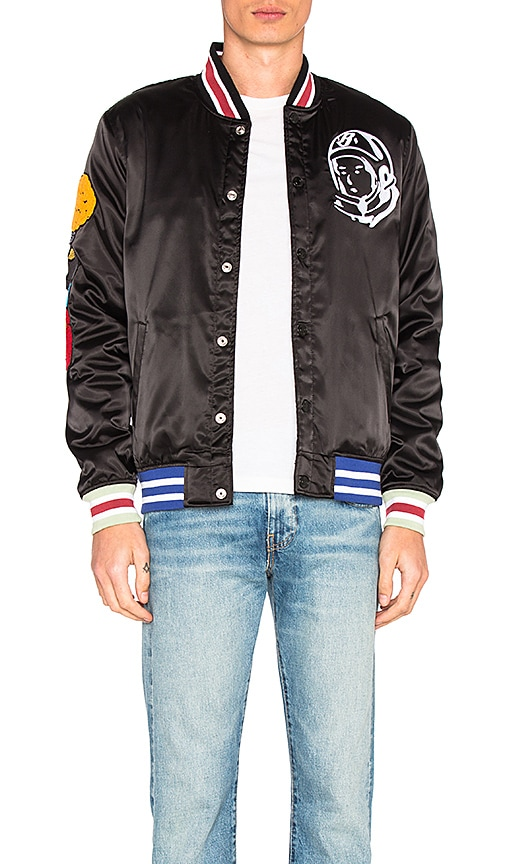 Billionaire Boys Club Starchild Jacket in Black