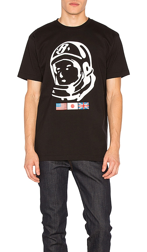 Billionaire Boys Club BB Helmet Tee in Black