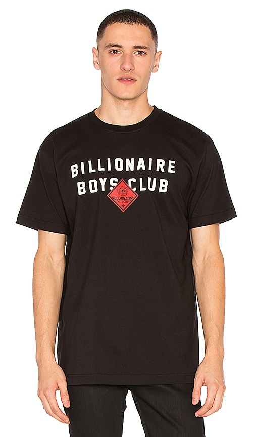 Billionaire Boys Club BB Troops Tee in Black