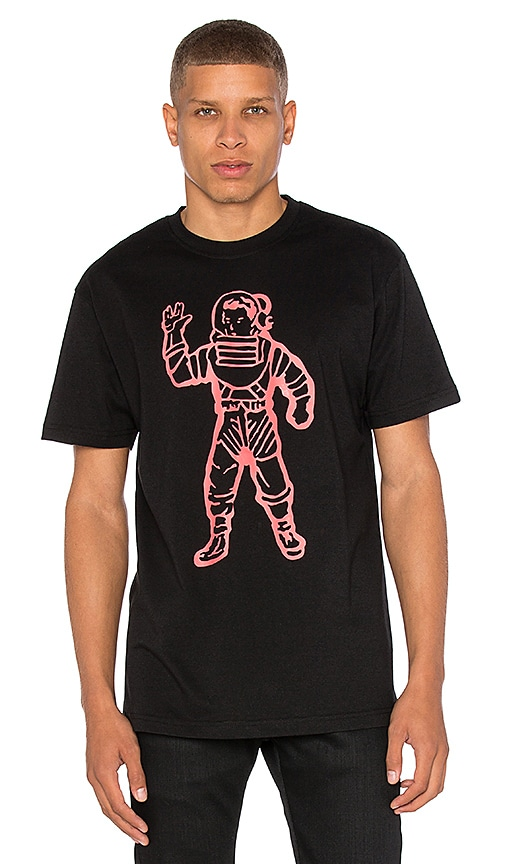 Billionaire Boys Club BB Astronaut Tee in Black