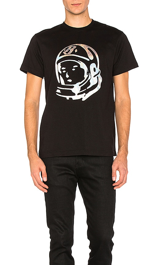 Billionaire Boys Club IRI Helmet Tee in Black