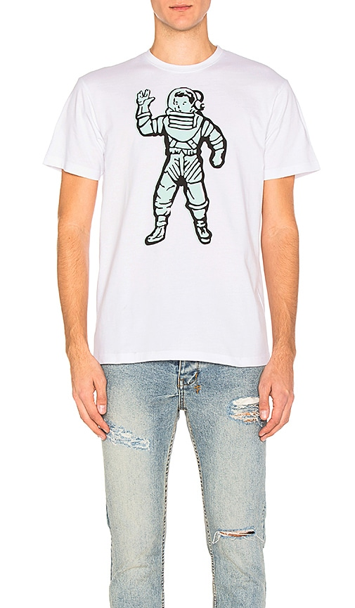 Billionaire Boys Club 3DNaut Tee in White