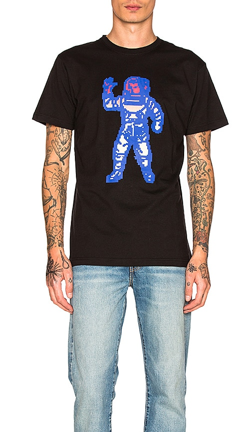 Billionaire Boys Club Galactic Tee in Black