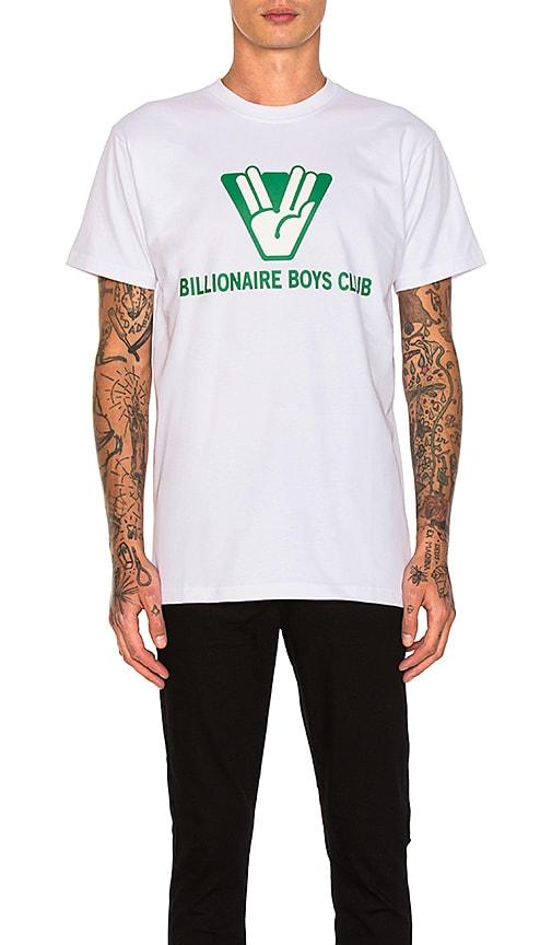 Billionaire Boys Club Prosper Tee in White