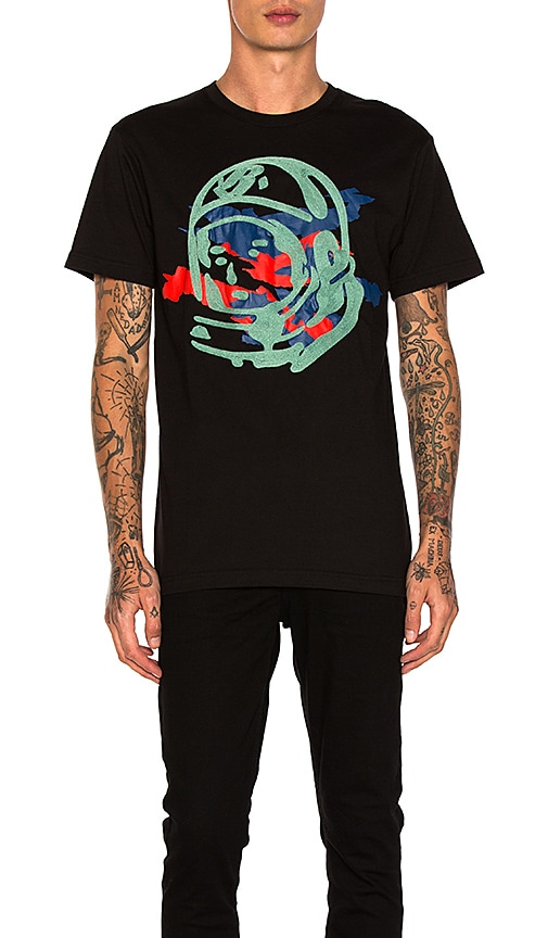 Billionaire Boys Club Helmet Tee in Black