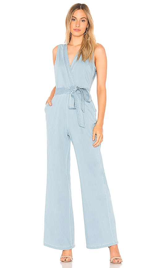 Chambray Jumpsuit (New Season)