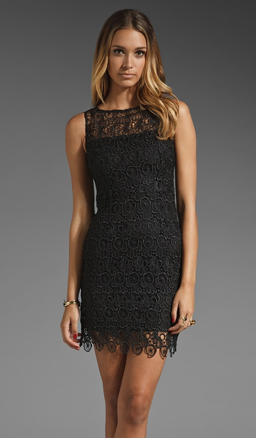 Morrow Lace Sheath Dress