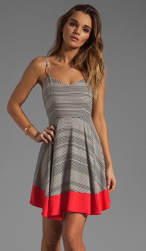 Nash Striped Dress