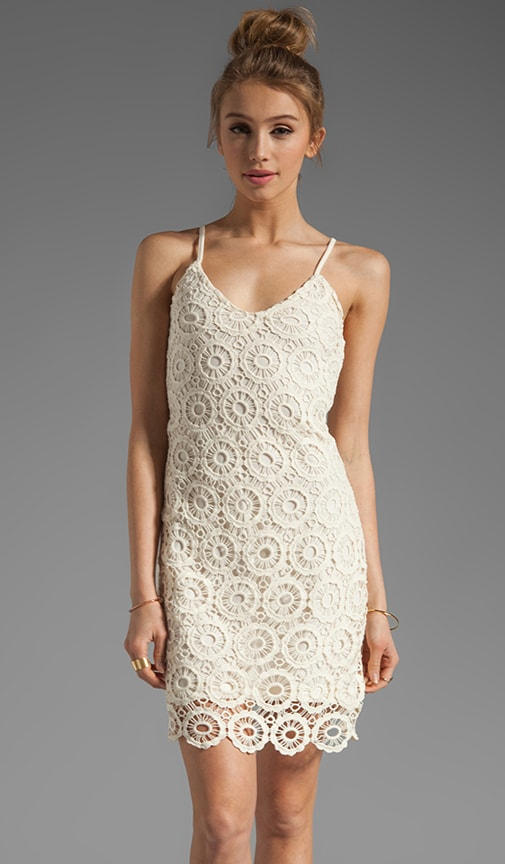 Lynchburg Lace Mini Dress