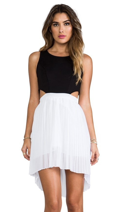 Jace Pleated Tank Dress