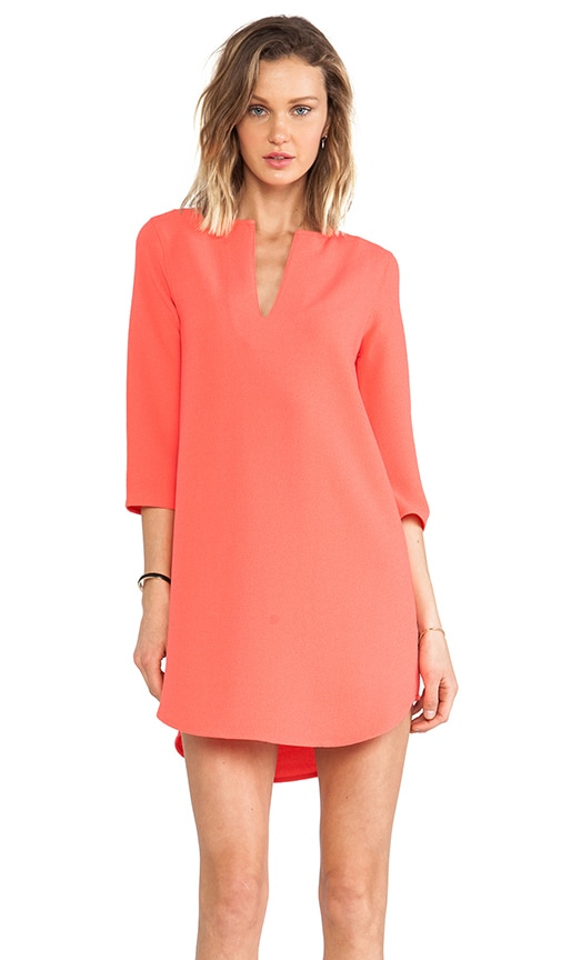 Grendell Bell Sleeve Dress