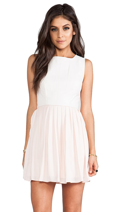 Camille Fit & Flare Dress