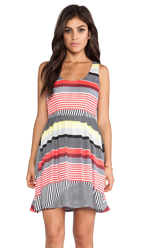 Shelton Capetown Printed Dress
