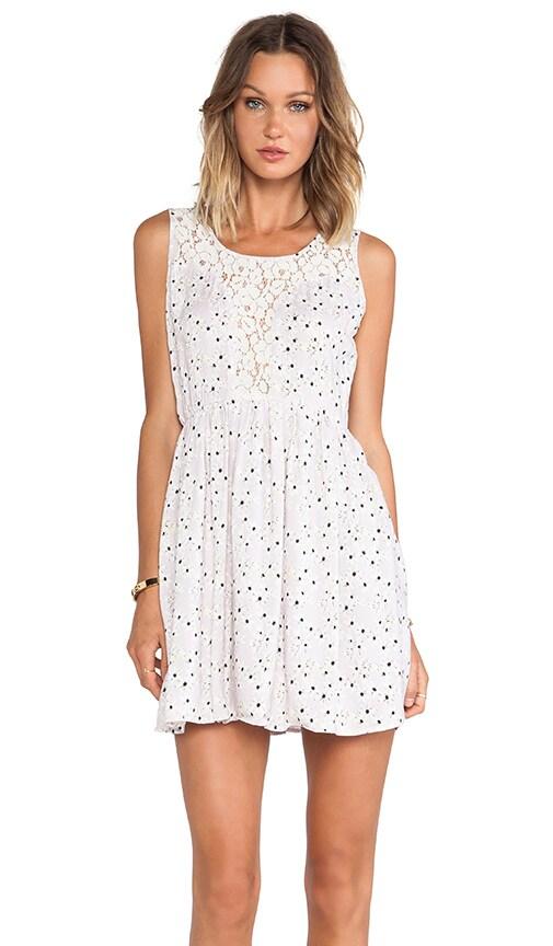 Lea Blossom Mini Dress