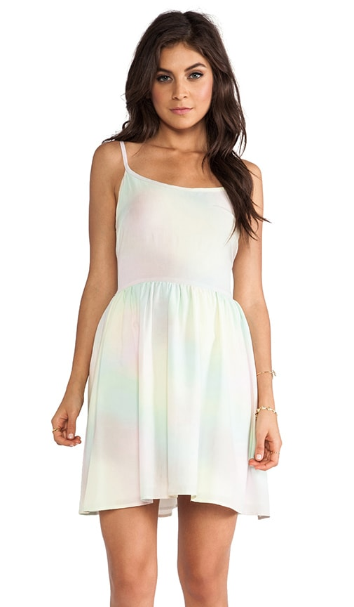 Aysia Rainbow Tank Dress
