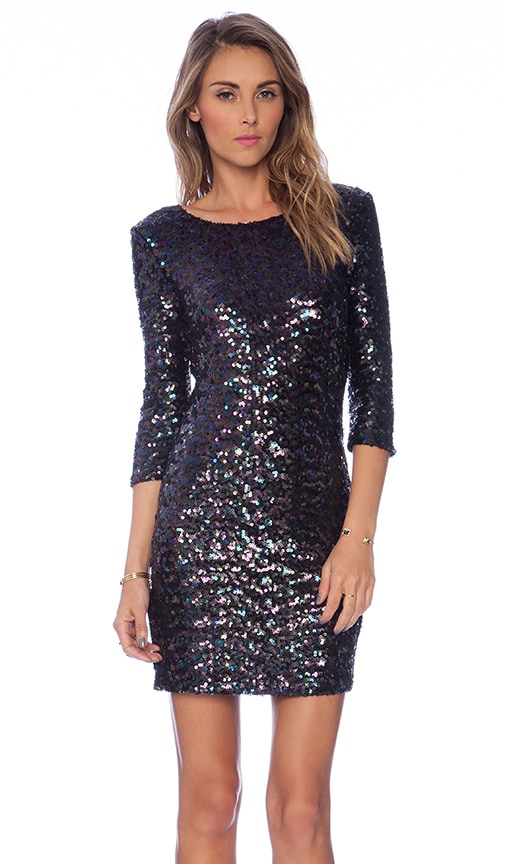 Villette Sequin Dress