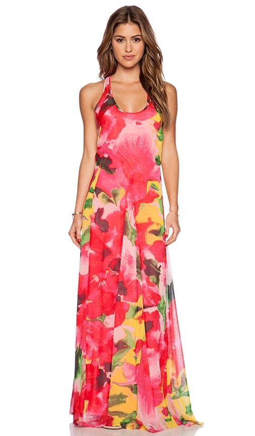 BB Dakota Deklyn Maxi Dress in Multi