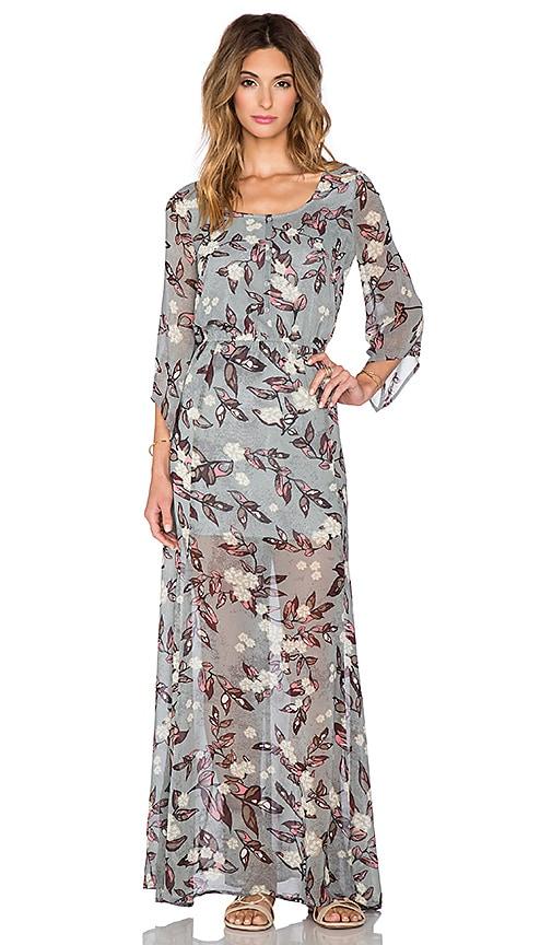BB Dakota Ekko Maxi Dress in Multi