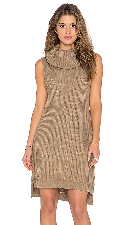 BB Dakota Marisa Sweater Dress in Churro